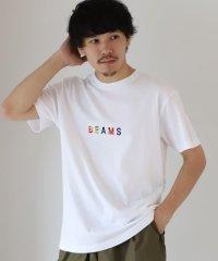 BEAMS / ロゴ Tシャツ 20SS