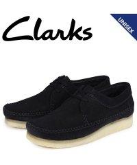 クラークス Clarks ウィーバー ブーツ メンズ レディース WEAVER スエード ブラック 26133284