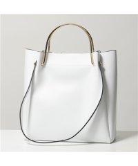 【MARCO BIANCHINI(マルコビアンキーニ)】1348 BIG カラー4色 All Ruga レザー トートバッグ バッグインバッグ付き 鞄 レディー