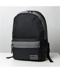 【DIESEL(ディーゼル)】X06264 PR230 MIRANO バックパック リュック ロゴ 鞄 T8013/ブラック メンズ