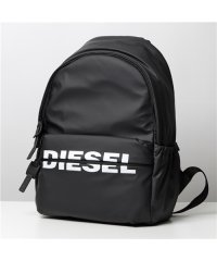 【DIESEL(ディーゼル)】X06285 P1705 F-BOLD BACK II バックパック リュック ロゴ 鞄 T8013/ブラック メンズ