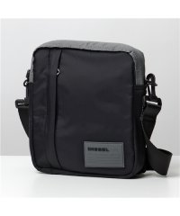 【DIESEL(ディーゼル)】X06266 PR230 ODERZO サコッシュ ショルダーバッグ ポシェット 鞄 T8013/ブラック メンズ