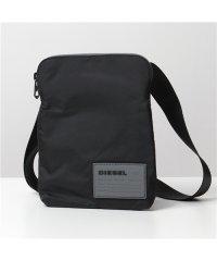 【DIESEL(ディーゼル)】X06343 PR230 F-DISCOVER CROSS サコッシュ ショルダーバッグ ポシェット 鞄 T8013/ブラック メ