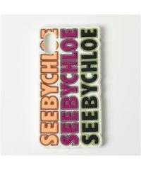 【See By Chloe(シーバイクロエ)】CHS19AK573504 6F2 iphoneX/XS専用ケース スマホ スマートフォン カバー Smooth-