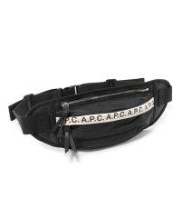 【APC A.P.C.(アーペーセー)】PAACL H62097 banane luclle ボディバッグ ベルトバッグ ウエストポーチ NOIR ユニセックス