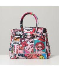 【SAVE MY BAG(セーブマイバッグ)】10104N PETITE MISS LYCRA STAMPATA プティ ミス トートバッグ Sサイズ CART