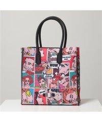 【SAVE MY BAG(セーブマイバッグ)】10240N LE SAC LYCRA STAMPATA 軽量 トートバッグ 鞄 CARTOON レディース