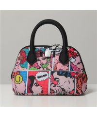 【SAVE MY BAG(セーブマイバッグ)】10520N PRINCESS MINI LYCRA STAMPATA プリンセス ミニ ハンドバッグ 鞄 CAR