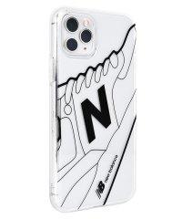 74467-1 iPhone 11 Pro New Balance [TPUクリアケース/スニーカー/クリア]