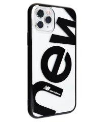74469-1 iPhone 11 Pro New Balance [クリアケース/new/ブラック]