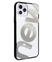 74469-2 iPhone 11 Pro New Balance [クリアケース/new/シルバー]
