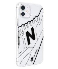 74471-1 iPhone 11 New Balance [TPUクリアケース/スニーカー/クリア]