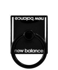 md-74264-1 New Balance [スマホリング/ベーシック/ブラック]