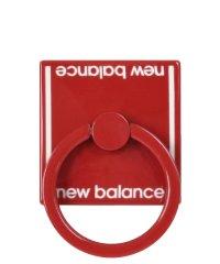 md-74264-3 New Balance [スマホリング/ベーシック/レッド]