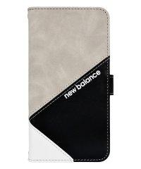 74476-1 マルチ手帳 New Balance [スエードMIX/グレー]