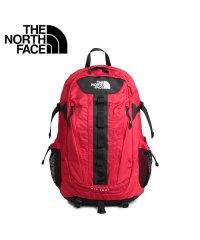 ノースフェイス THE NORTH FACE リュック バッグ バックパック ビッグショット メンズ レディース 34.5L BIG SHOT SE レッド N