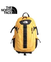 ノースフェイス THE NORTH FACE リュック バッグ バックパック ビッグショット メンズ レディース 34.5L BIG SHOT SE イエロー
