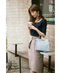 ◆ベルト付カーゴスカート