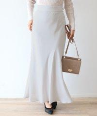 Bouchon(ブション) シアーシフォンマーメイドスカート