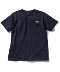 ノースフェイス/メンズ/S/S SIMPLE LG P T / シンプルロゴポケットTシャツ