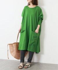 【L.F.MARKEY/エルエフマーキー】POCKET BIG TEE:Tシャツ◆