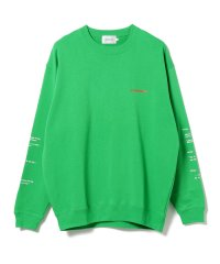 ALMANIAC / Flux Car Crewneck Sweatshirt