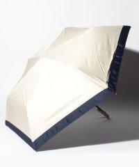 完全遮光 晴雨兼用 3段折りたたみ傘 グログラン 遮光率100% 遮蔽率100% 1級遮光 遮熱 軽量 UVカット