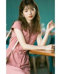 《堀田茜さん着用》◆ポケットシャツ