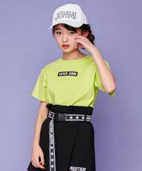 ボックスロゴワッペン半袖Tシャツ