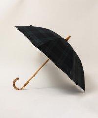 Traditional Weatherwear:バンブーハンドルアンブレラ