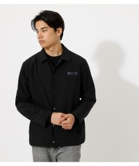 POLYESTER STRETCH COACH JACKET
