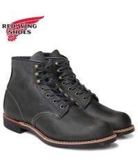 レッドウィング RED WING ブーツ ブラックスミス メンズ BLACKSMITH ROUND TOE Dワイズ ブラック 黒 3341