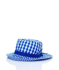 ギンガムハット・帽子