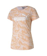 プーマ/レディス/ESS+ AOP Tシャツ