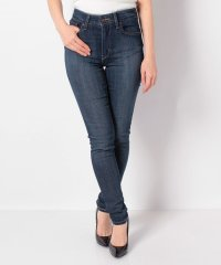 721 HIGH RISE SKINNY BLUE STORY