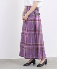 【O'Neil of Dublin】FASHION MAXI KILT SKIRT