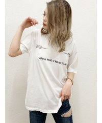 massage BIG Tシャツ