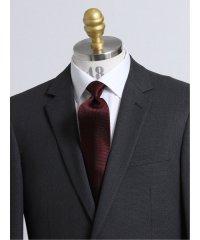 日本製ふじやま織り シルクヘリンボン柄レギュラーネクタイ8.0cm幅