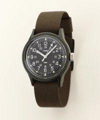 TIMEX:オリジナル キャンパー 腕時計