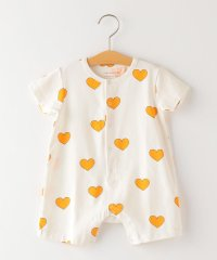 TINY COTTONS:HEARTS ONE-PIECE(80cm)