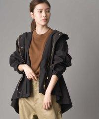 【OMNES】ダンプ 裾フレアマウンテンジャケット