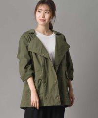 【OMNES】高密度ツイル ミリタリージャケット