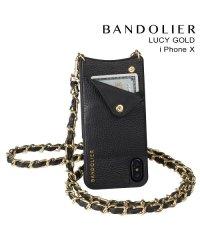 BANDOLIER バンドリヤー iPhone 8 iPhone 7 7Plus 6s ケース スマホ 携帯 アイフォン プラス LUCY GOLD メンズ レ