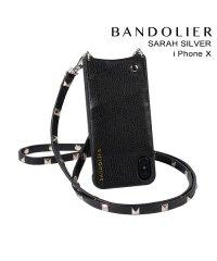 BANDOLIER バンドリヤー iPhone 8 iPhone 7 7Plus 6s ケース スマホ 携帯 アイフォン プラス SARAH レザー スタッズ