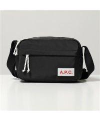 【APC A.P.C.(アーペーセー)】PSADM H61385 Protection カメラバッグ ショルダーバッグ ポシェット LZB/NOIR レディース