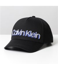 【Calvin Klein(カルバンクライン)】K50K505071 BDS Drop Shadow Cap ロゴ コットン ベースボールキャップ 帽子 キャッ