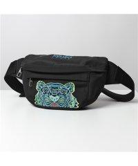 【KENZO(ケンゾー)】5SF305 F20 99D タイガー刺繍 ボディバッグ ウエストポーチ ベルトバッグ 鞄 メンズ