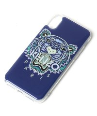【KENZO(ケンゾー)】FA5COKIFXTIG 74 Tiger case iPhoneX/XS専用ケース 携帯 スマホ カバー メンズ