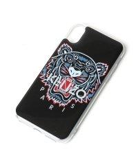 【KENZO(ケンゾー)】FA5COKIFXTIG 99 Tiger case iPhoneX/XS専用ケース 携帯 スマホ カバー メンズ
