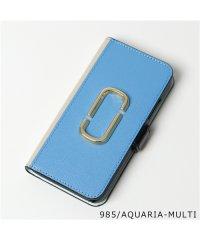 【MARC JACOBS(マークジェイコブス)】M0015044 カラー3色 iphoneXS専用ケース 手帳型 スマホ スマートフォン カバー レディース